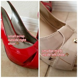 Guess Shoes - 2 for 1 Open Toe High Heel Shoes